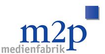 m2p medienfabrik Logo